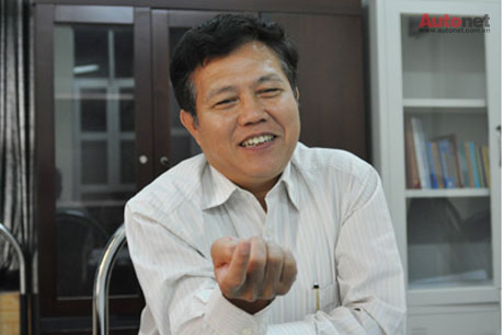 ông Nguyễn Văn Quyền, Phó Tổng Cục trưởng Tổng cục Đường bộ Việt Nam