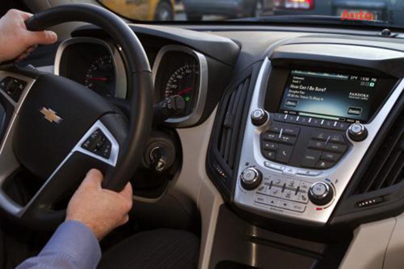 GM cho các hãng phát triển thầu hệ thống giải trí