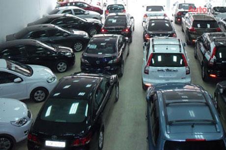 Sẽ có hướng dẫn giảm lệ phí trước bạ ôtô trước Tết