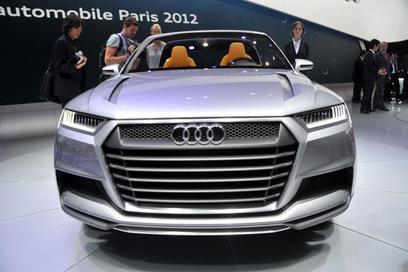 Sau Q7 thế hệ mới, lưới tản nhiệt 3D sẽ được trang bị cho các model tiếp theo của Audi
