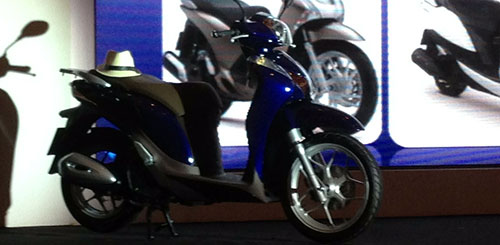 Honda Vietnam launches a cheaper SH model
