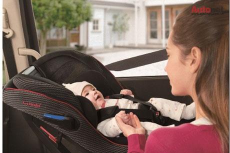 Ôtô và những điều cần biết cho trẻ nhỏ