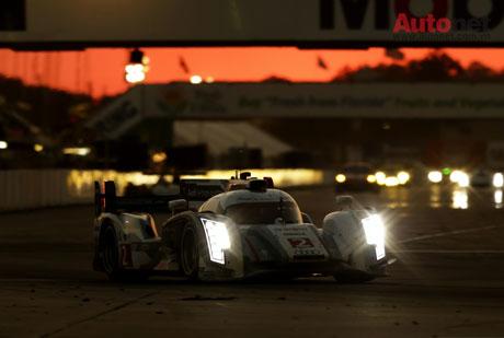 3 Công nghệ an toàn mới trên xe đua Audi