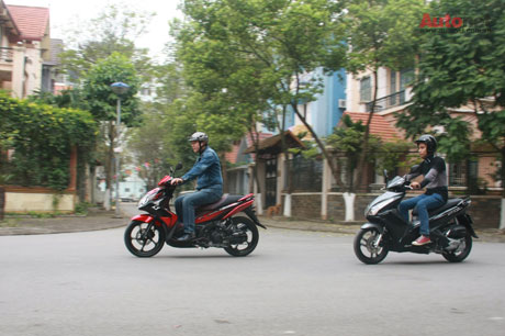 Cả hai mẫu xe đều giữ được mức tiêu thụ nhiên liệu khá ấn tượng