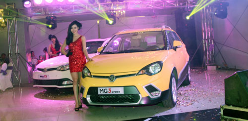 MG Cars enters the Vietnamese market