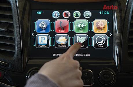 Xe hơi sẽ kết nối với internet trong tương lai không xa