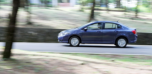 2013 Honda City Review: Gently and Agility