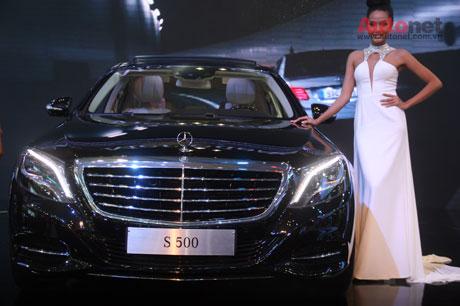 S-Class giá ở mức 4.639 tỉ đồng tại VN