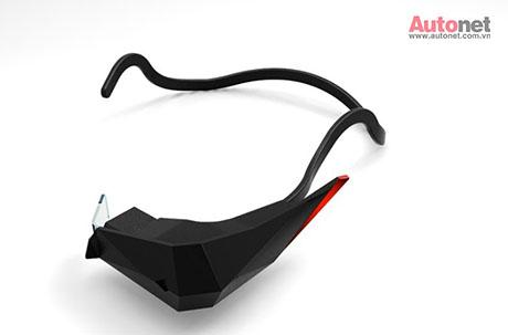 Sau Nismo, Nissan ra kính thông minh 3E