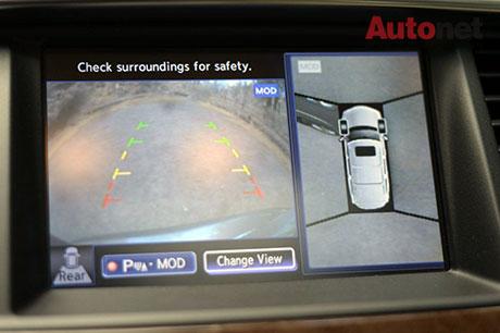 Infiniti Q50 được đánh giá cao về an toàn