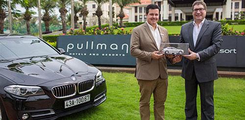 Euro Auto to deliver BMW 5-Series to Pullman Da Nang