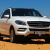Mercedes-Benz ML250 CDI 4Matic