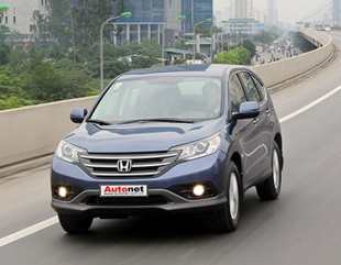 Honda CR-V 2.0L AT