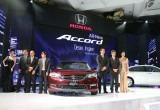 Honda Việt Nam chính thức giới thiệu Accord thế hệ mới