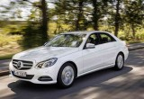Mercedes-Benz E200 Blueefficiency