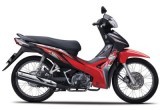 Honda Wave S Deluxe phanh cơ