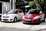 Suzuki tổ chức lái thử Swift tại Tp.HCM