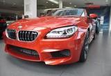 BMW M6 Gran Coupe có giá 6,2 tỷ tại Sài Gòn
