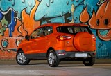 Ford EcoSport Urban Discoveries: Dramatic and Amazing