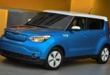 Gần 34.000 USD cho Kia Soul EV chạy điện