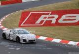 Lộ ảnh Audi R8 2016 Coupe trên đường thử