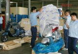 Vespa 946's new 2014 version available soon in Vietnam