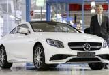 Mercedes đầu tư nhiều tỷ USD cho hệ thống truyền động