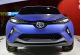 Toyota C-HR concept, đối thủ của Honda HR-V xuất hiện