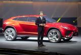 Mẫu SUV Lamborghini đầu tiên sẽ ra mắt tại Thượng Hải?
