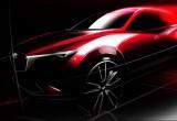 Mazda CX-3 góp mặt vào thị trường SUV cỡ nhỏ.