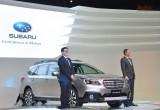 Subaru ra mắt Outback 2015 tại triển lãm Motor Xpo Thái Lan
