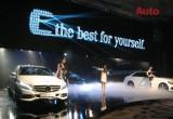 Mercedes C-Class thế hệ mới giá từ 1,389 tỷ VND