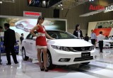 Honda Civic 2.0 AT 2015