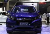 Hình ảnh đầu tiên về Honda HR-V tại triển lãm Moto Expo Thái Lan