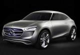Mercedes-Benz tiết lộ về chiếc G-Code Concept.