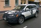 Bắt gặp Mitsubishi Outlander 'nguỵ trang' trên đường phố