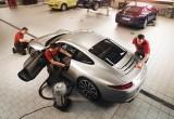 Porsche Việt Nam giới thiệu dịch vụ chăm sóc xe đặc biệt