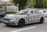 BMW 7-series 2016 ngụy trang chạy thử trên đường phố