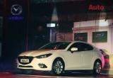 Mazda3 sedan 2.0L AT
