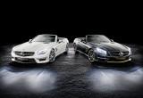 Mercedes-Benz kỉ niệm vô địch giải F1 bằng 2 phiên bản giới hạn SL63 AMG