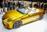 LA Auto SHow 2014: 5 xe concept không thể bỏ qua