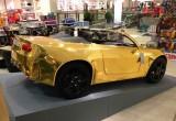 """Atom Car gold: Quà năm mới xa xỉ cho """"đại gia nhí"""""""