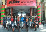 KTM Vietnam to hold test drives for RC200 and RC390 in Phan Thiet