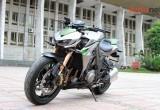 "Kawasaki Z1000 2014 – Khi chất ""Sugomi"""