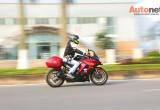 Kawasaki Z1000 SX: Đa dạng trên mọi cung đường