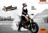 KTM Dong Nai to open and KTM Stunt show to start on the same day