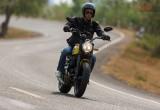 Cầm lái Ducati Scrambler tại Thái Lan