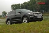 Hyundai SantaFe 2015 2.4L 4WD
