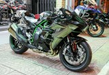 Ninja H2 made its official debut in Vietnam