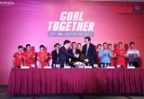 HVN tiếp tục tài trợ cho Liên đoàn bóng đá Việt Nam